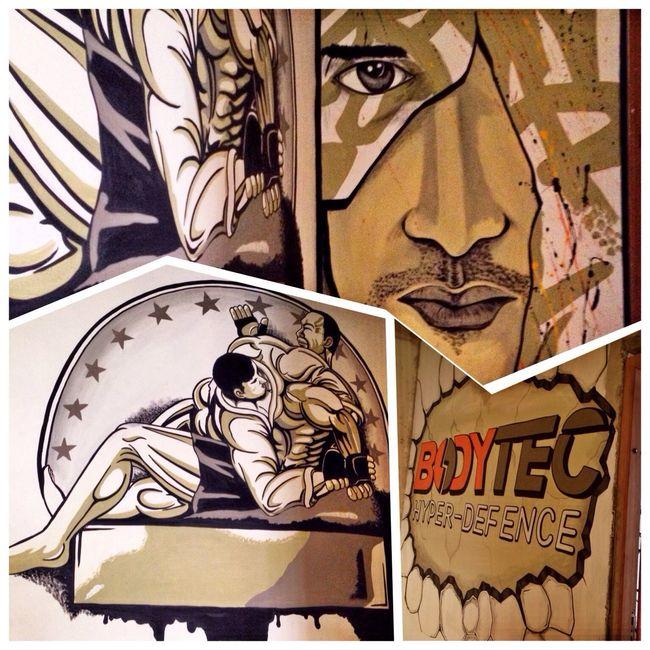 Mural Painting Art Jakarta