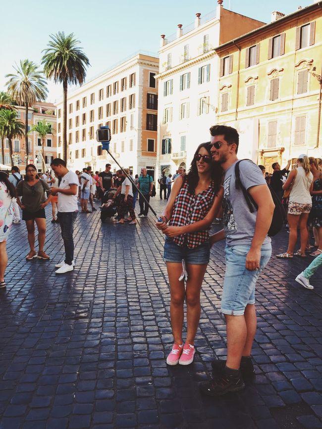 The Tourist Selfie Stick