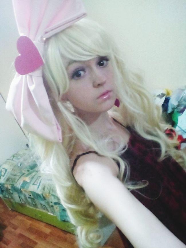 Cosplay Killlakill Harimenui Doll Dollygirl