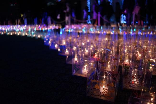 Christmas Around The World Candle Japan Yokohama Minatomirai Christmastime Illumination First Eyeem Photo