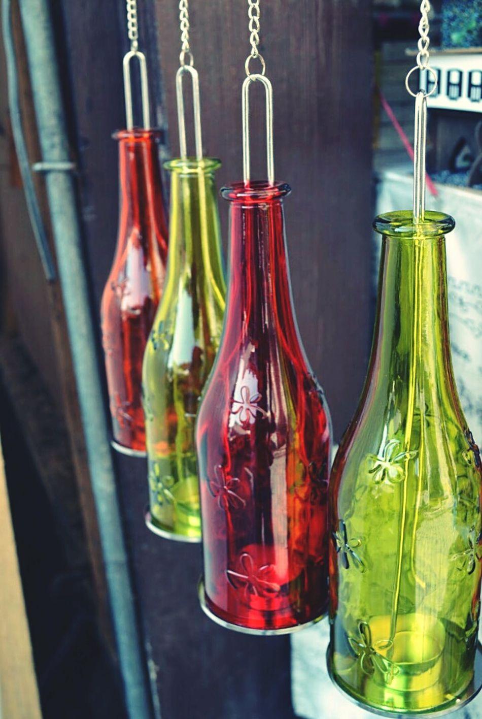 Candle Design Color Bottles??