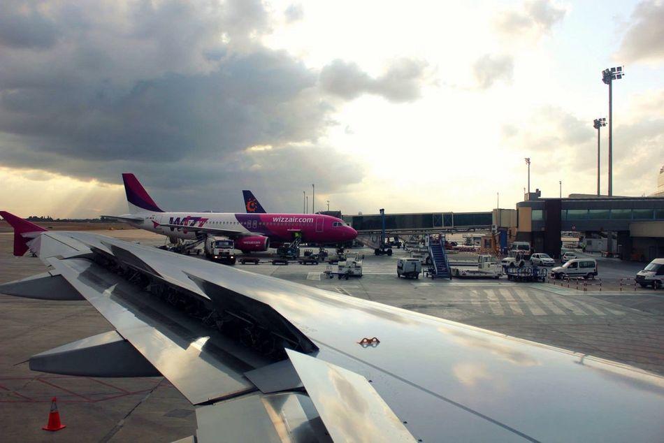 Sofia Airport Bulgaria Air