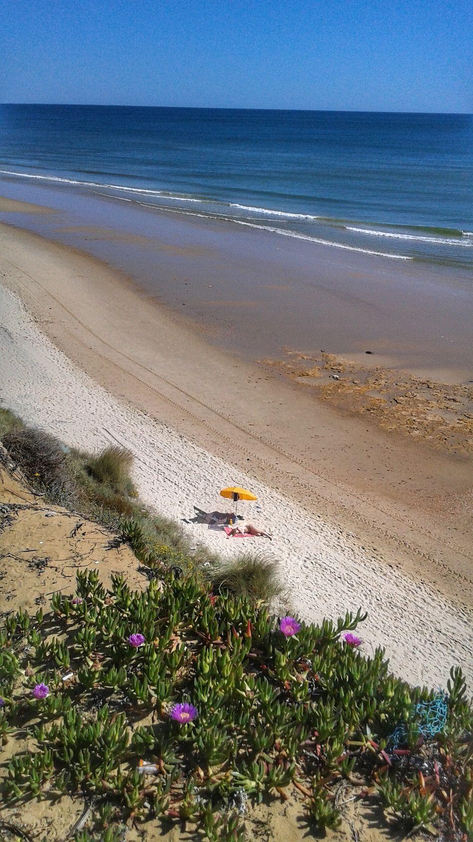 Mazagon Beach First Day Huelva