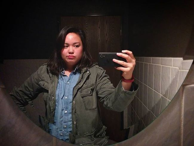2016 /003 | PhotoADay 366days The sushi was delicious of course but the bathroom lighting was just perfect. Nofilter Nofilterneeded Kwixpix366