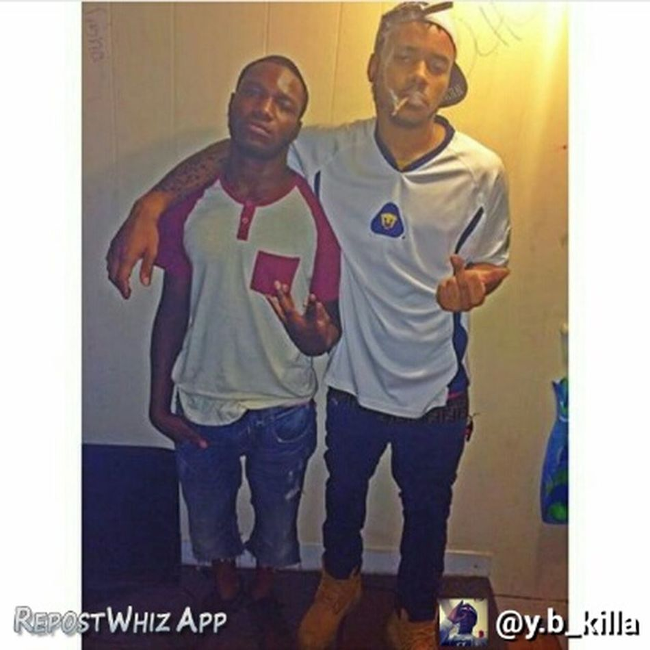 Me and heem 💯➕