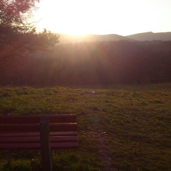 Sonnenuntergang Nichtbearbeitet :D