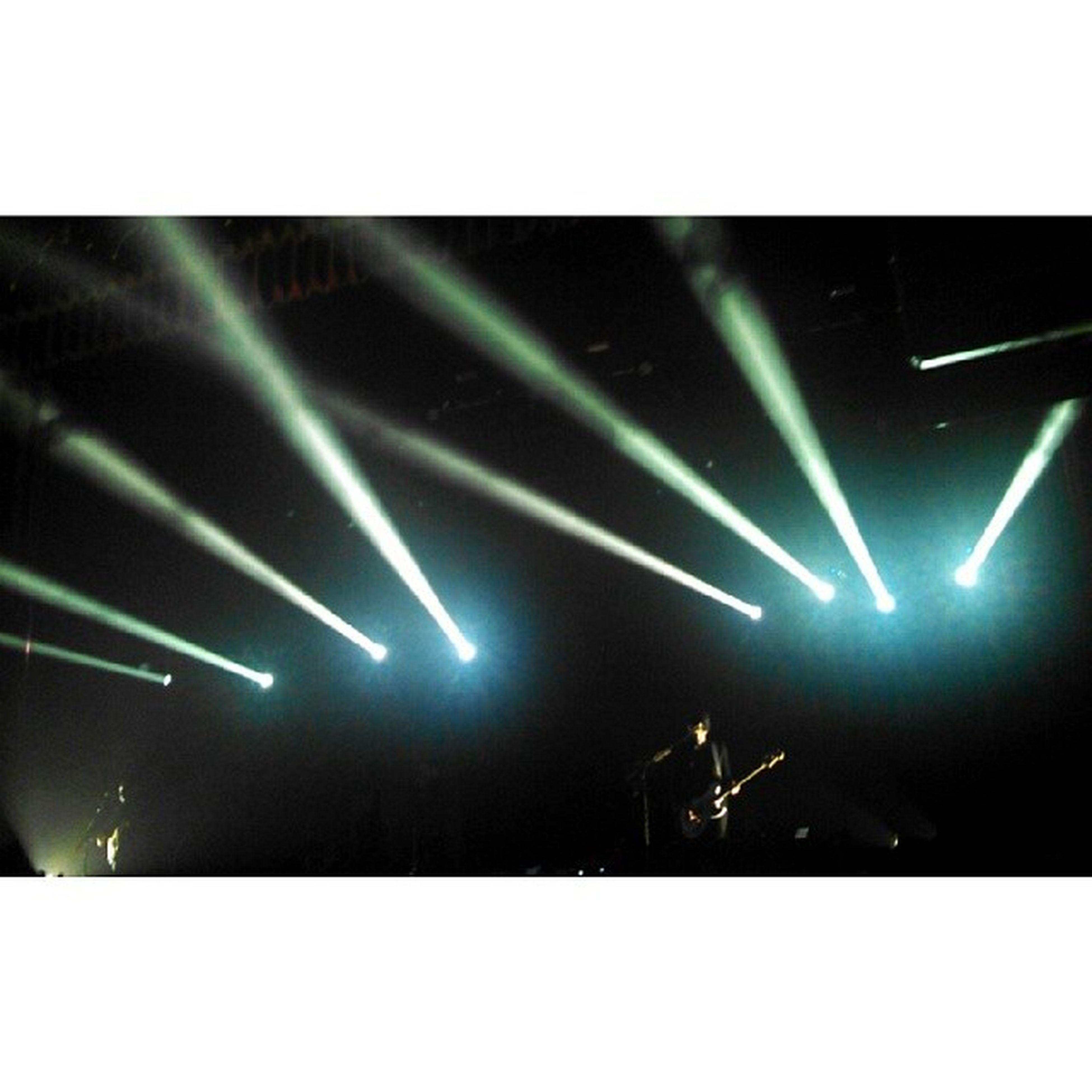 My best picture of the night Tooweirdtour Oakland Foxtheater