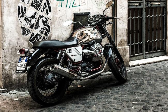 Moto Guzzi scrambler vintage Bike Land Vehicle Mode Of Transport Monochrome Moto Motoguzzi Motorbike Motorcycle Scrambler Vintage Wheel Followfriday Followforquality
