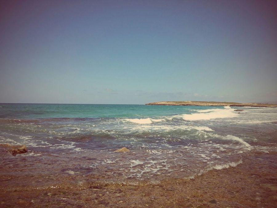 Shore Sea