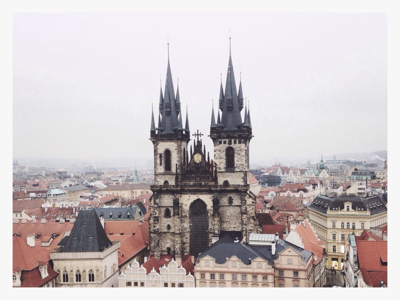 Architecture Religion Travel Destinations EyeEm Best Shots Tower Prague Praha Cityscape Architecture AMPt_community Great Atmosphere Shootermag Streetphotography Europe Vacations