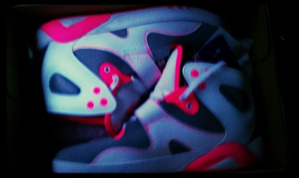 New Sneakers!
