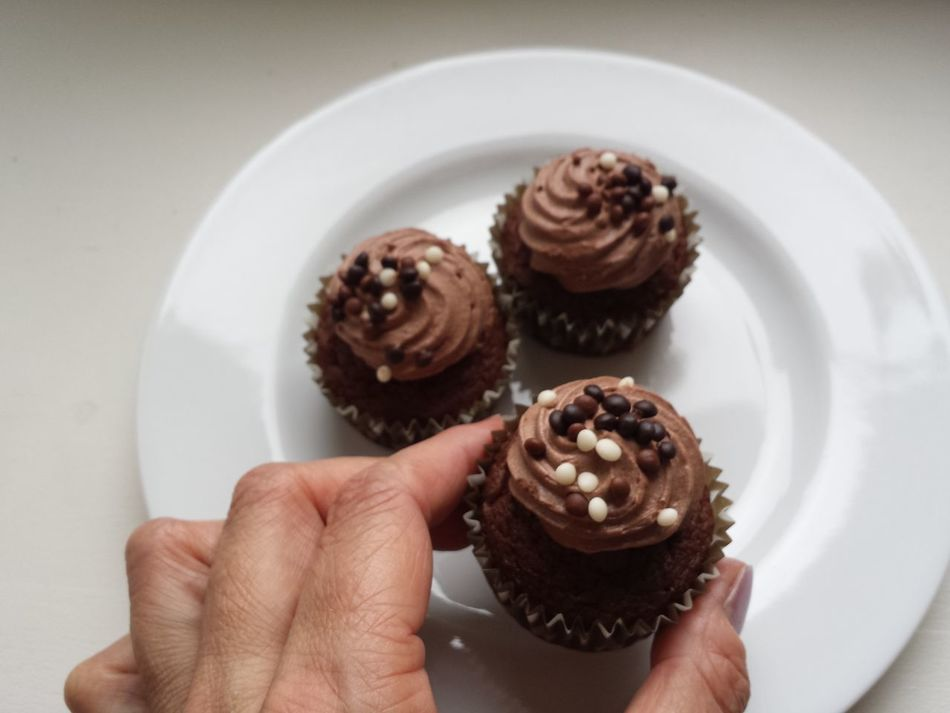 Beautiful stock photos of cupcake, Close-Up, Cup Cake, Food, Food And Drink