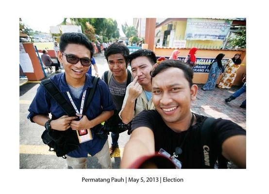 at permatang pauh by Samsul Said