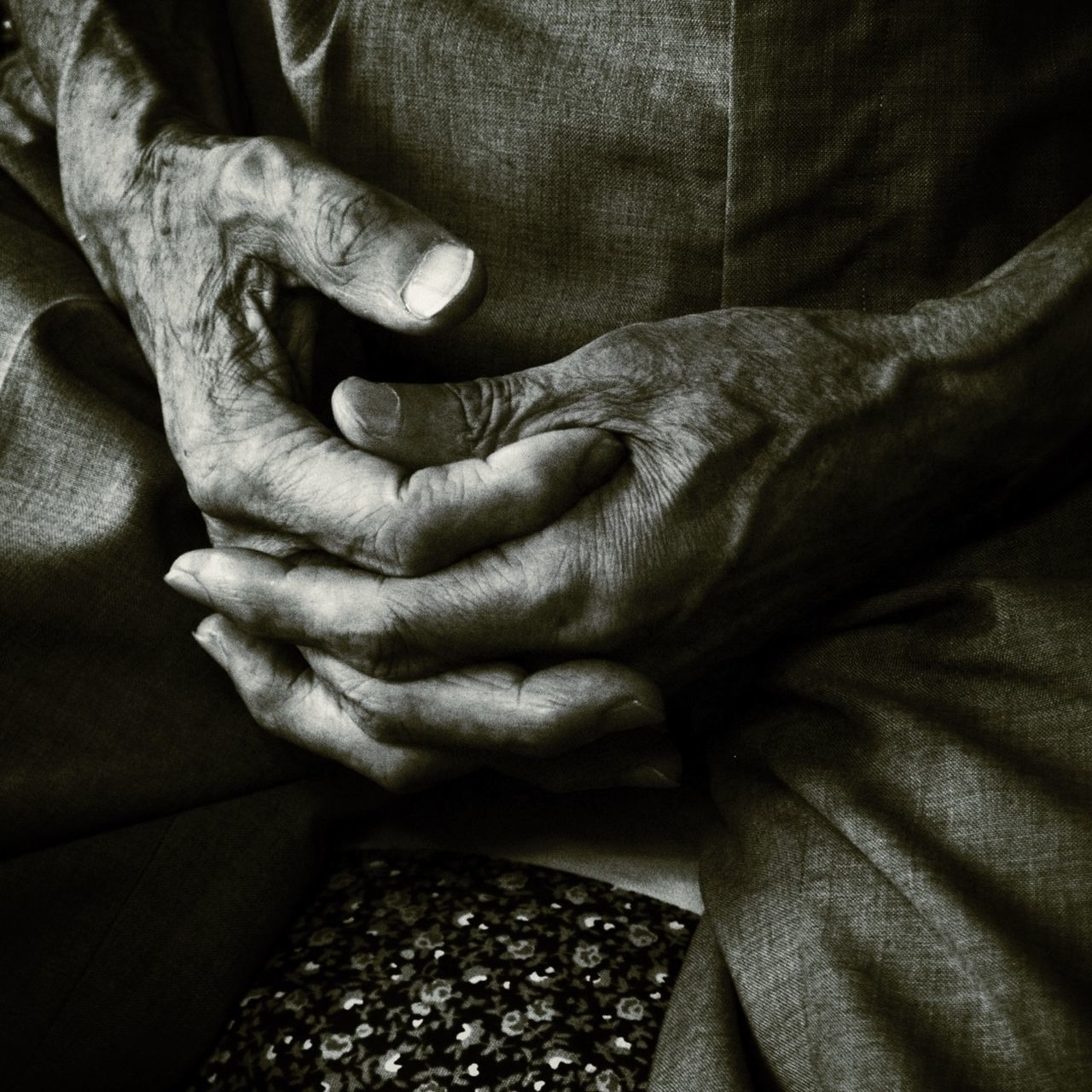 Beautiful stock photos of old, Day, Hands Clasped, High Angle View, Human Body Part