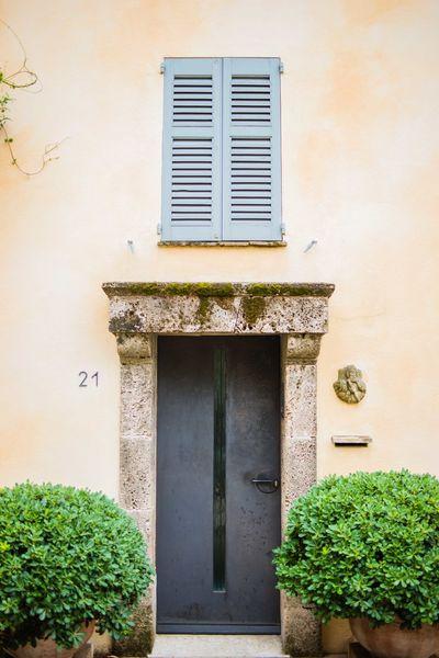 Mougins Côte D'Azur Symmetrical Holidays Summer France Provence Cotedazur Door Symmetry