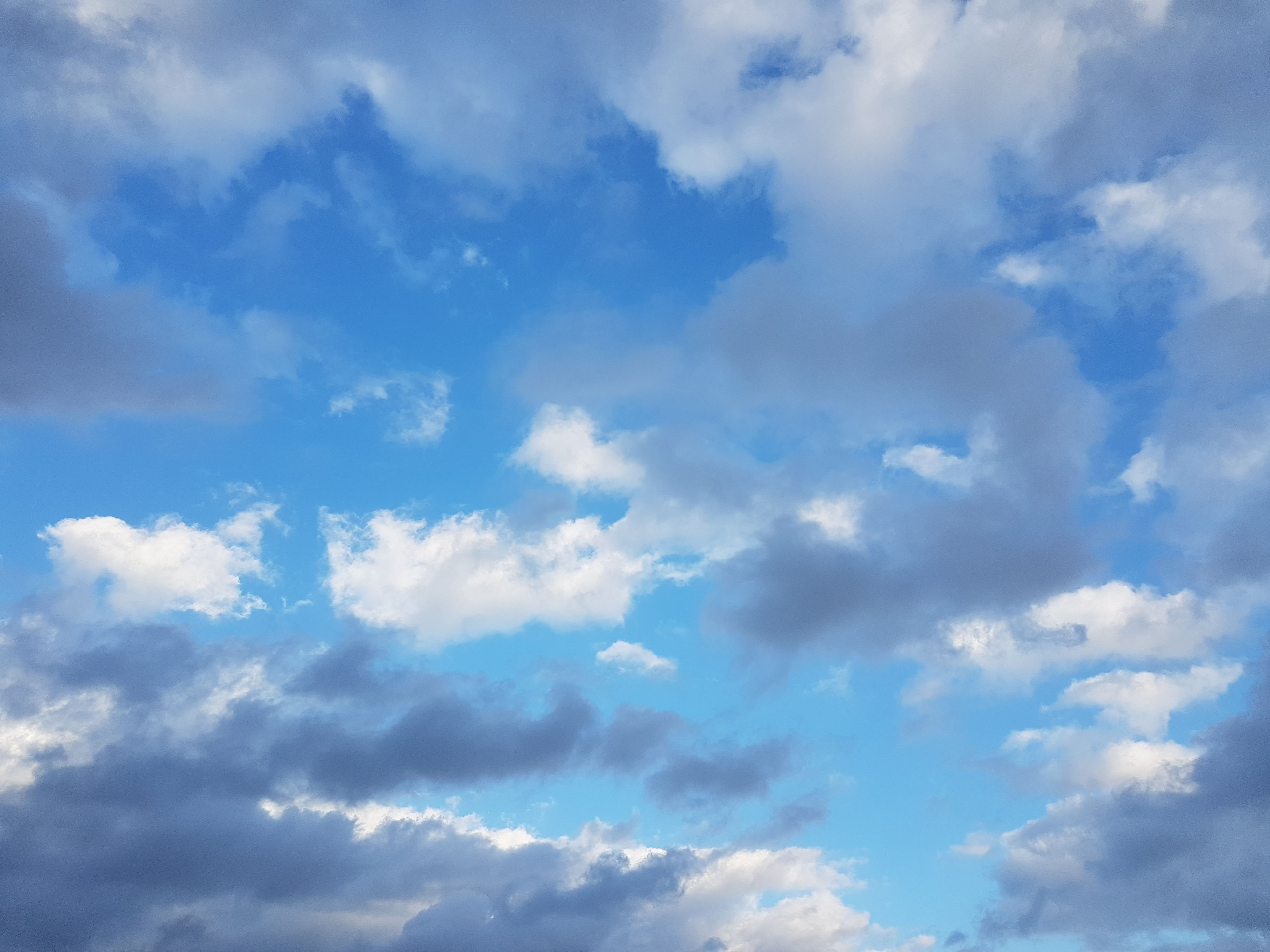 cloud - sky, sky, blue, backgrounds, nature, full frame, low angle view, cloudscape, beauty in nature, tranquility, no people, outdoors, scenics, day, sky only
