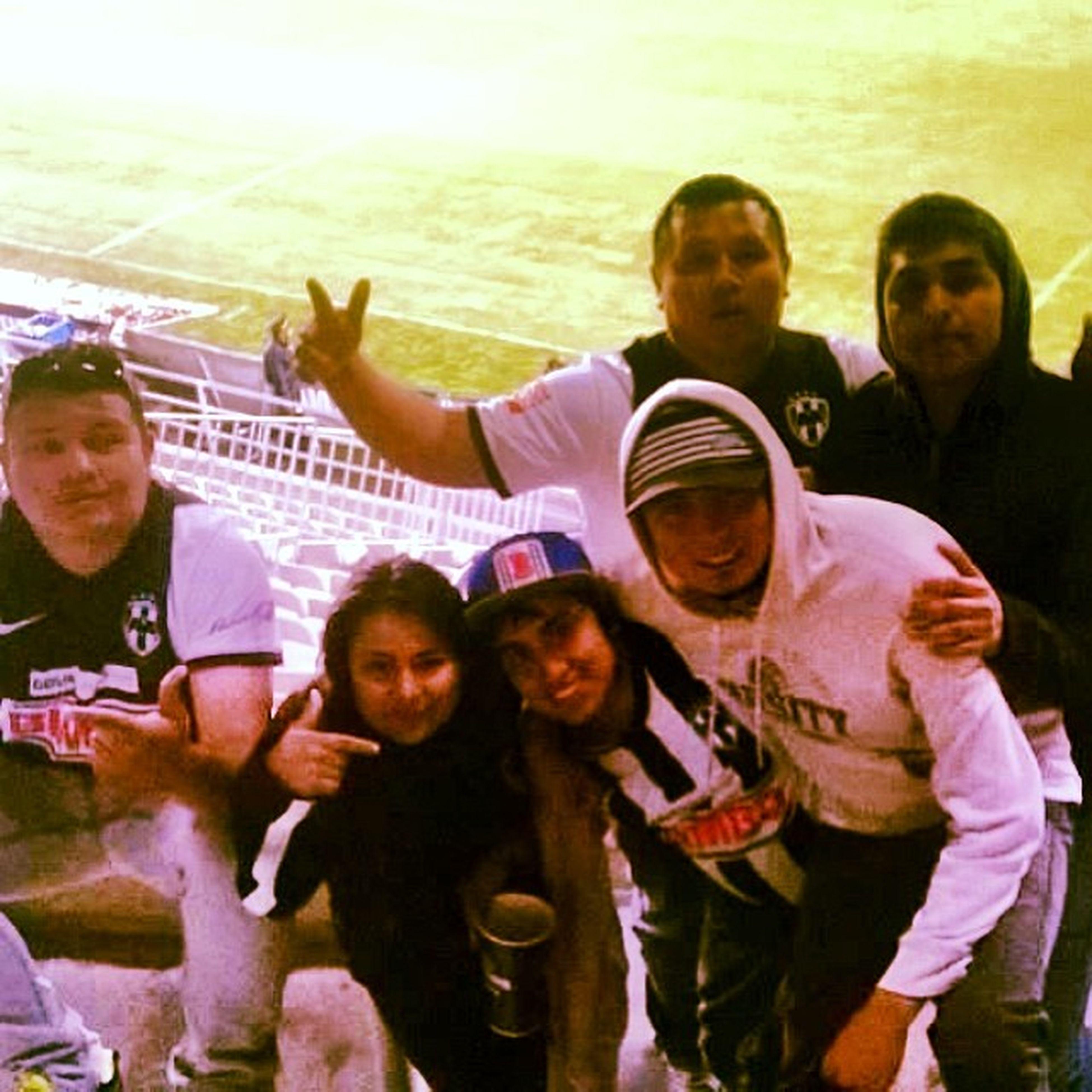 Monterreynuncadolo Estadiohidalgo Pachuca Rayados vamosrayados albiazul