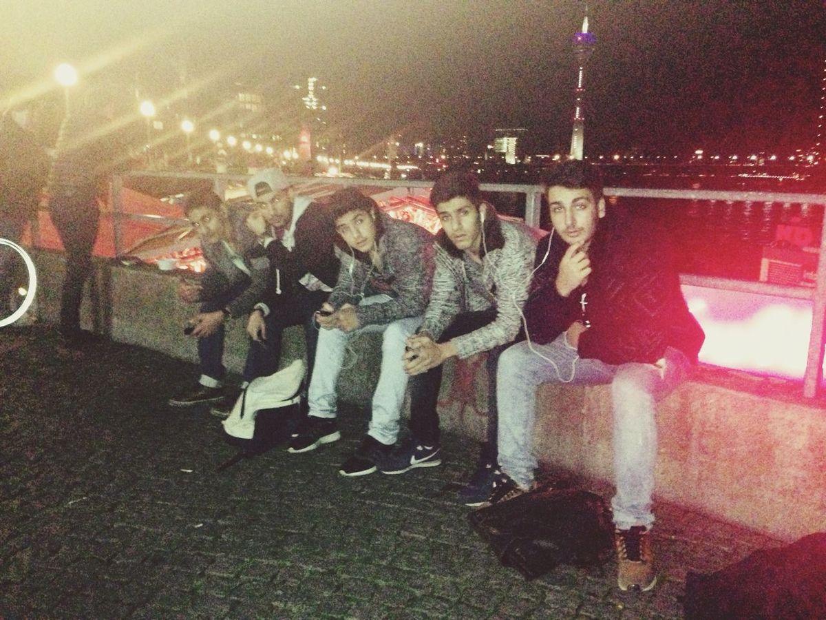 Düsseldorf Holloween Persian Boys