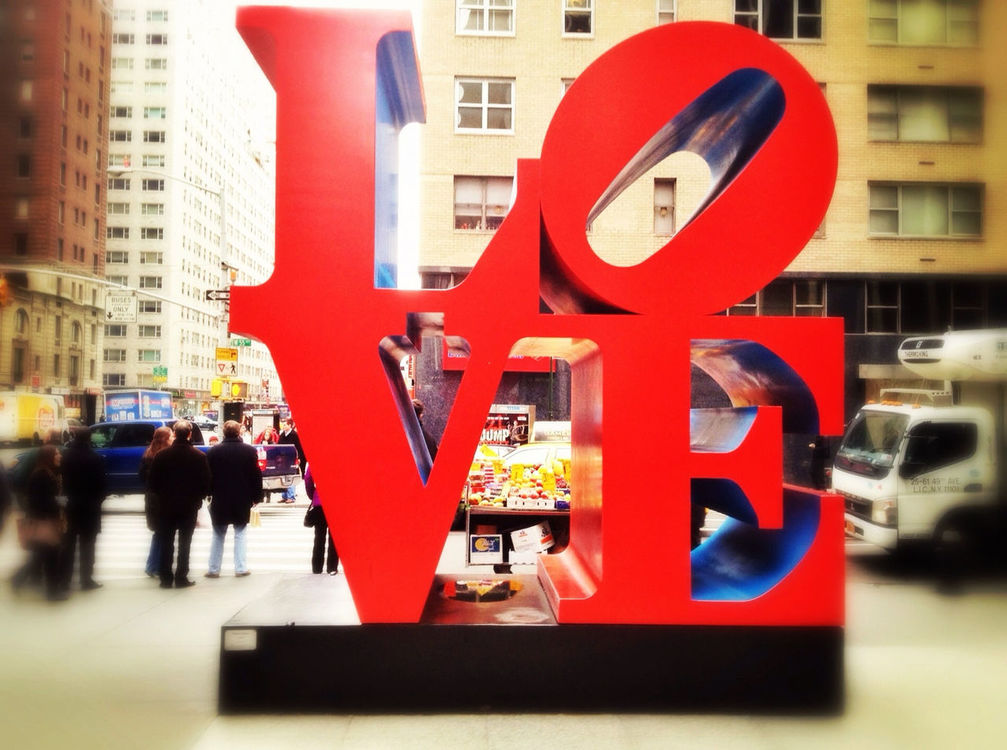 Love in New York by Konstantin