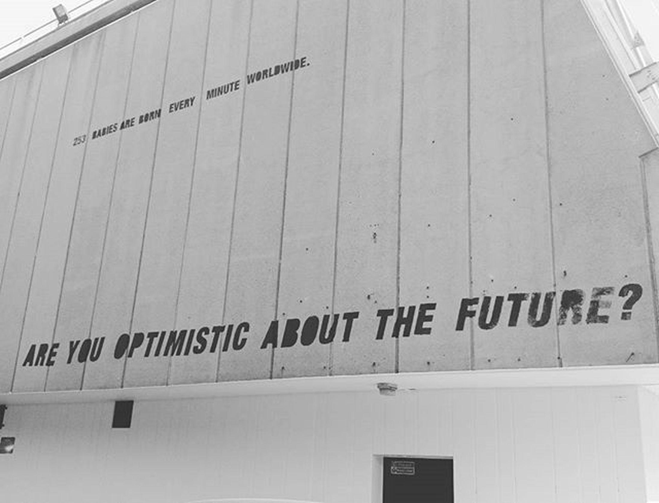 Visto lo visto no. Blackandwhite Grey Message Wall Liverpool England Future Uncertainty  Optimism Pessimism Questionyourself Muro  Mensaje Futuro Gris