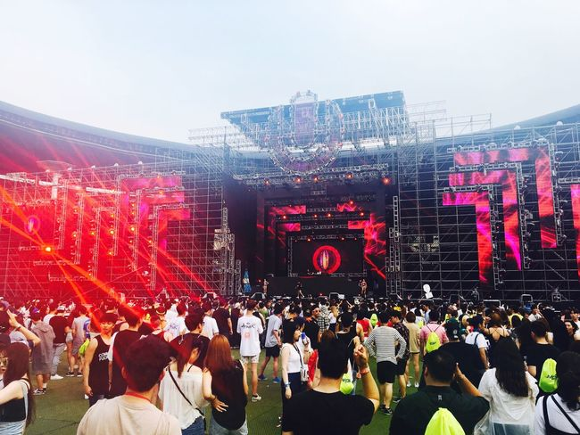 People And Places UMF Korea 2016