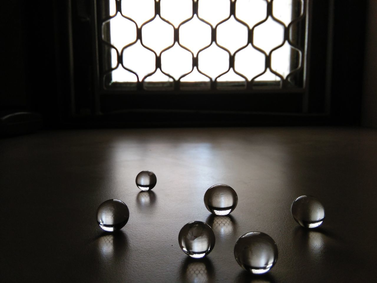No People Indoors  Day Window Welcome To Black Balls Water Balls Monochrome Close-up Still Life Choice Arrangement Large Group Of Objects Reflection Sunlight Indoors  Variation Art Is Everywhere ミーノー!!