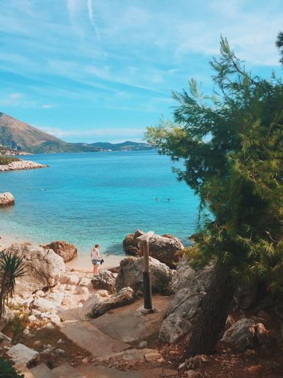 Croatia • 2015 EyeEm Best Shots EyeEm Nature Lover Summer Sea View Dubrovnik, Croatia EyeEm Best Shots - Landscape Getting Inspired SONYrx100m3 Iphone6 Exploring Travel Photography Sister Instadaily Vscocam EyeEm Best Edits Peaceful Check This Out Hello World Repost Photography Instalike VSCO Photooftheday My Best Photo 2015 What Eye See