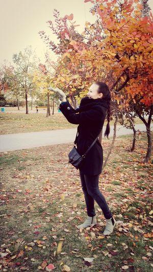 Делаем осень счастливой? First Eyeem Photo