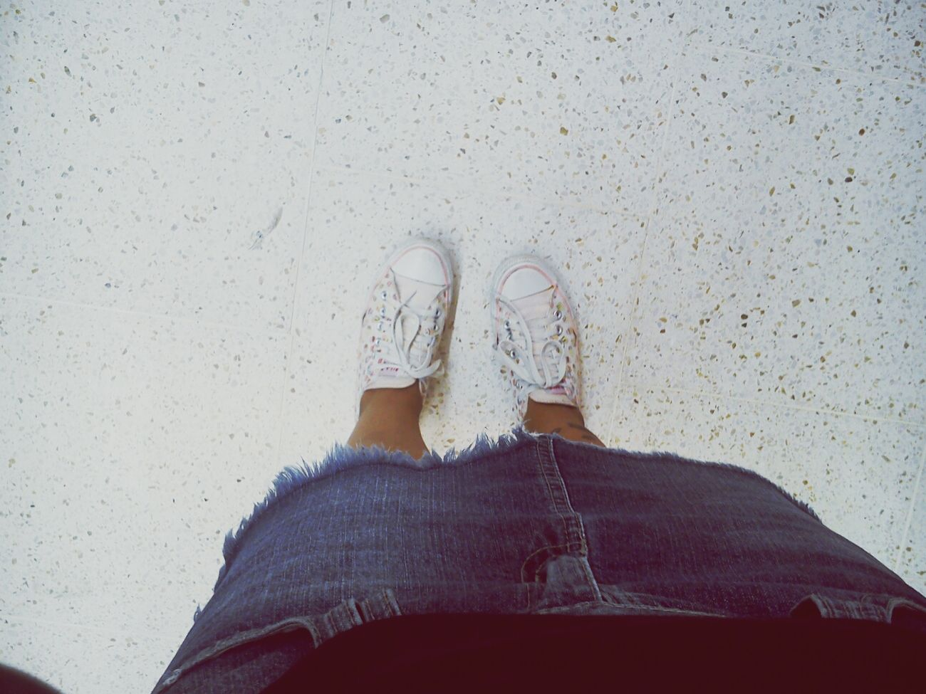 -.- Taking Photos Eyemgirl#converseallstars Boring