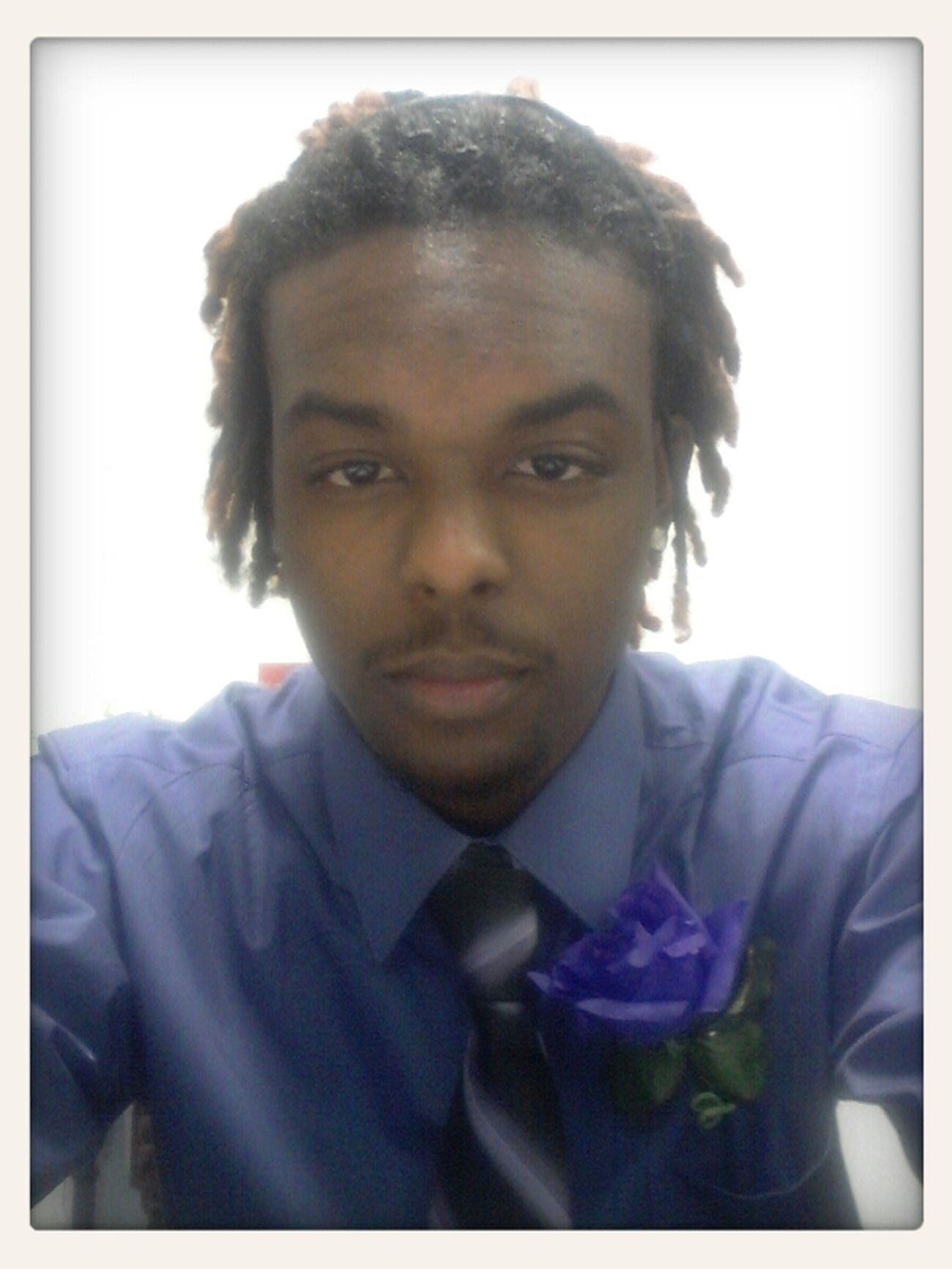Me At My Brothers #Wedding #Dreads #DreadHead