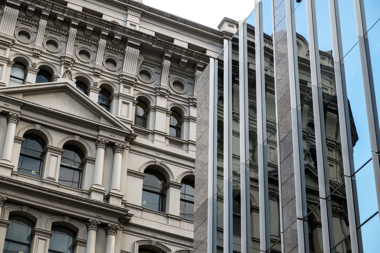 Architecture Australia Building City Day Facades Melbourne Melbourne City Mirrored Mirrored Reflection Perspective Photography Reflection