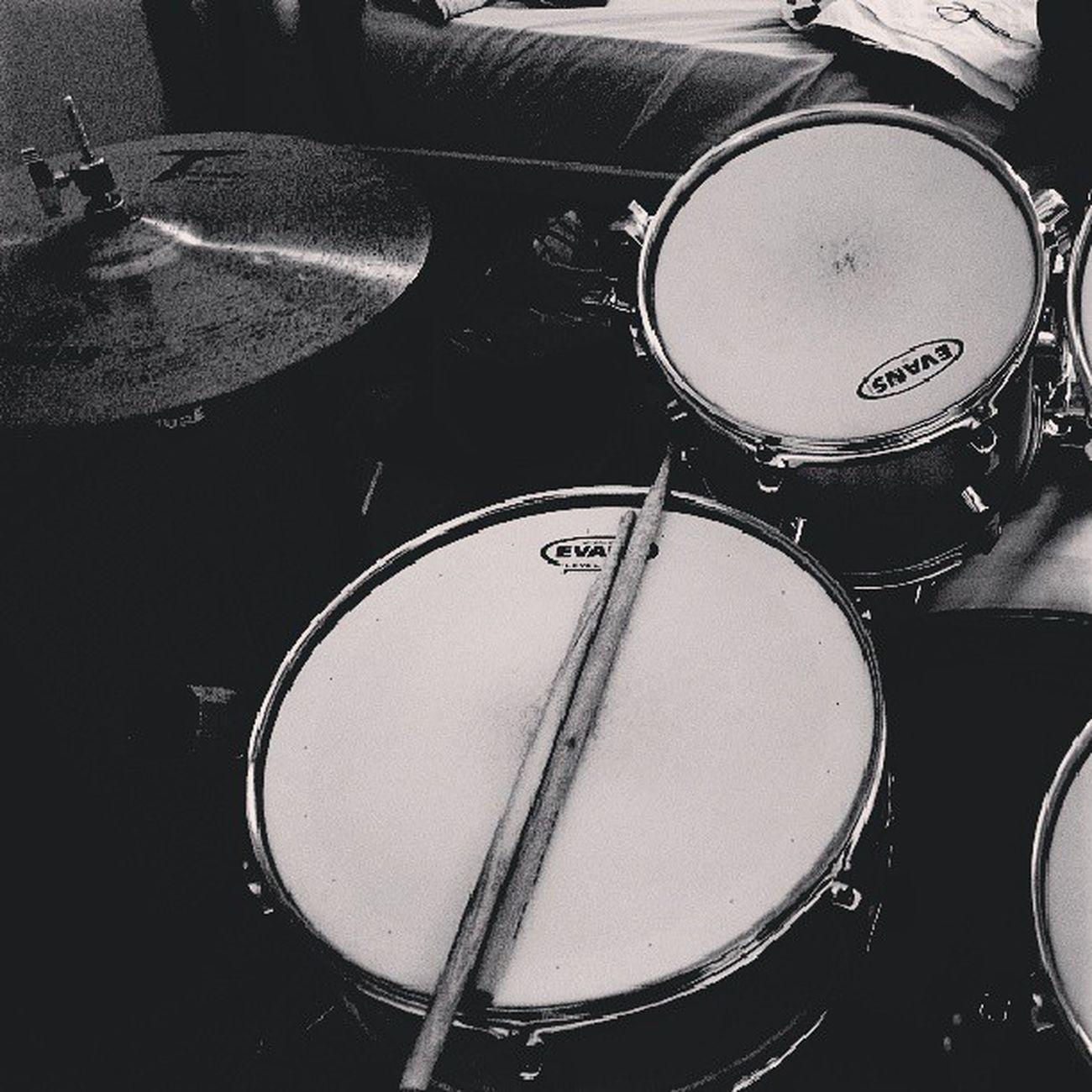 Drums Evans Vicfirth