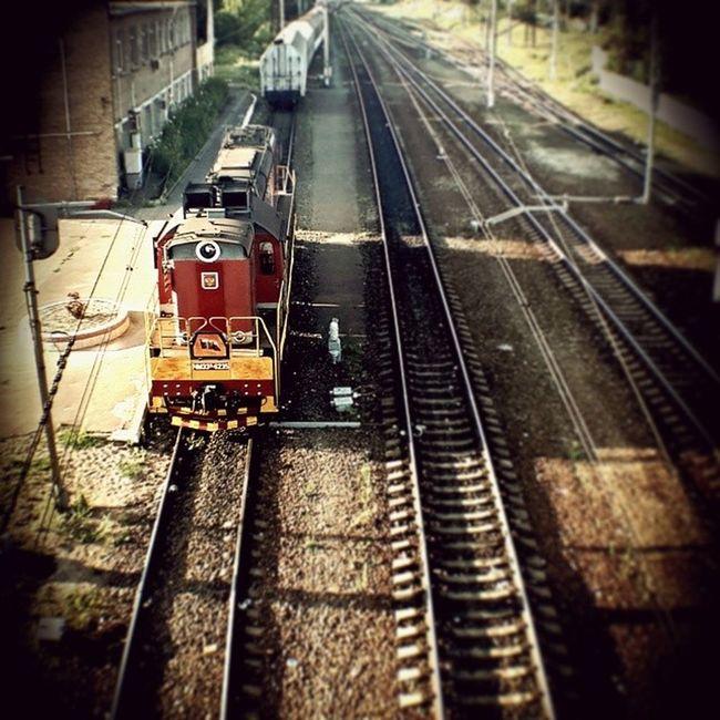 Rzd Railway Klimovsk