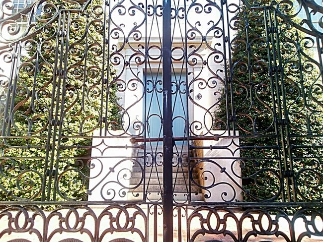 Full Frame Gate Wrought Iron Gate Church Gate Church Entrance