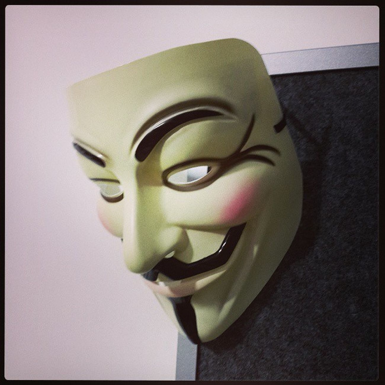 The Mask behind it all Revolution ExpectUs RespectUs AnonLeb @anonymous_operations