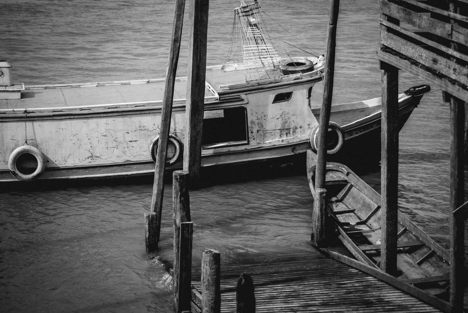 Metal03 Series: Living Nature® Title: The Boat Location: Ilha do Combú Alesson Barros ™ Amazônia - Belém - PA - Brazil All rights reserved ©. 2017 Nautical Vessel No People Outdoors Day Close-up Water Extreme Weather Beauty In Nature First Eyeem Photo Nature Architecture