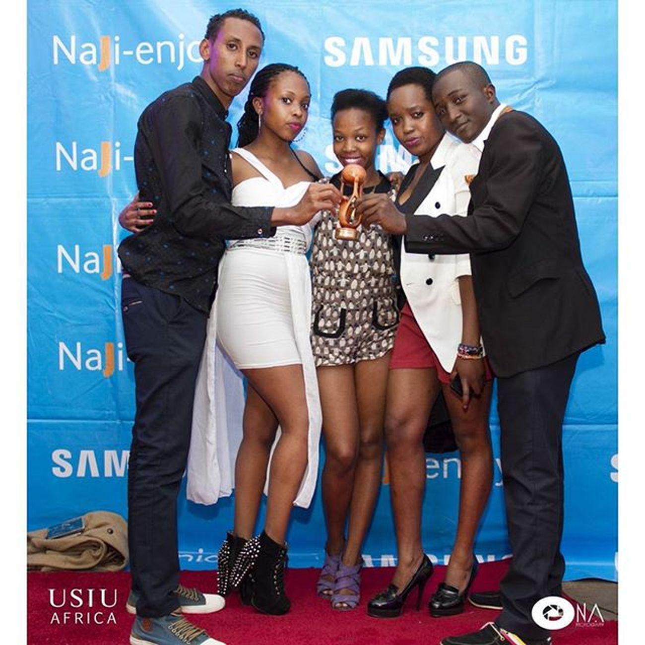 @usiuafrica CampusAwardsNight2015