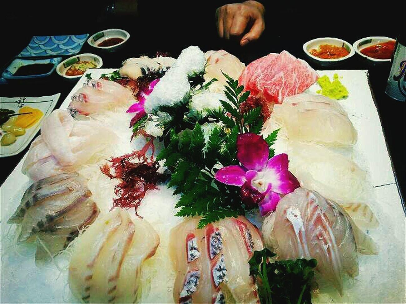 모듬 회 Seafood