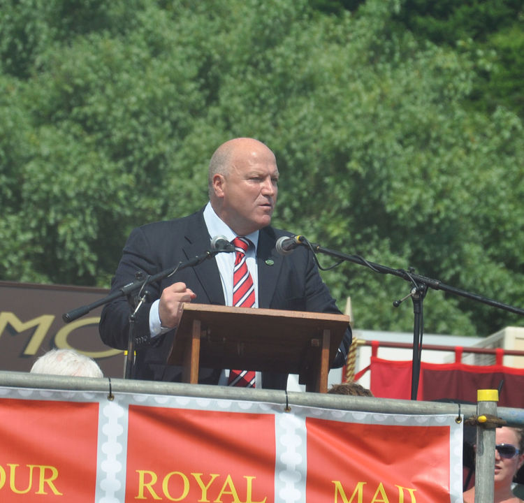 A selection of speakers at the 2013 Durham Miners Gala Bob Crow County Durham Durham City Durham Cricket Durham Miners Gala Labour Party Left Wing Morning Star RMT Socialist Union