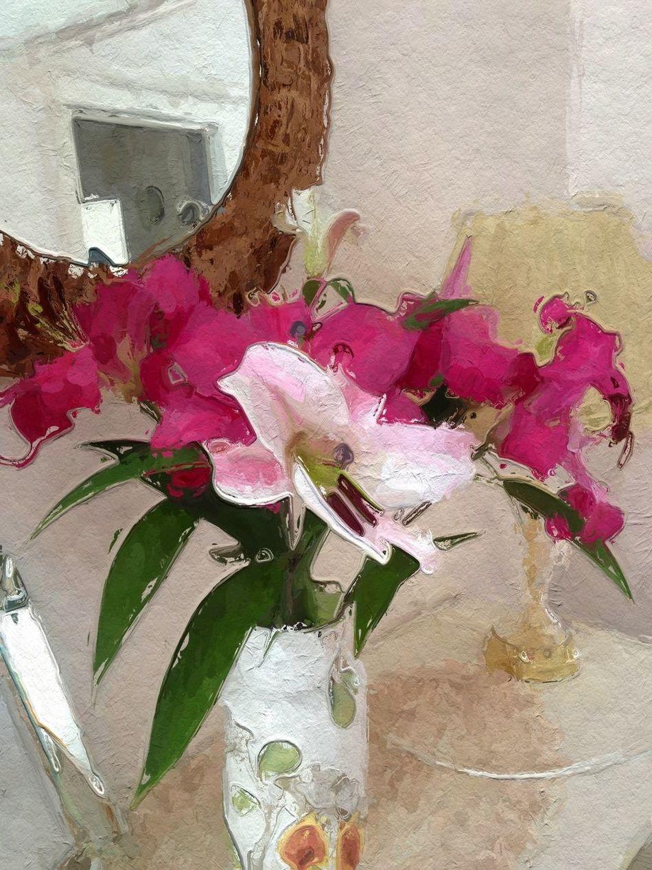 Lillies NEM Painterly Flowerporn Glaze AMPt_community