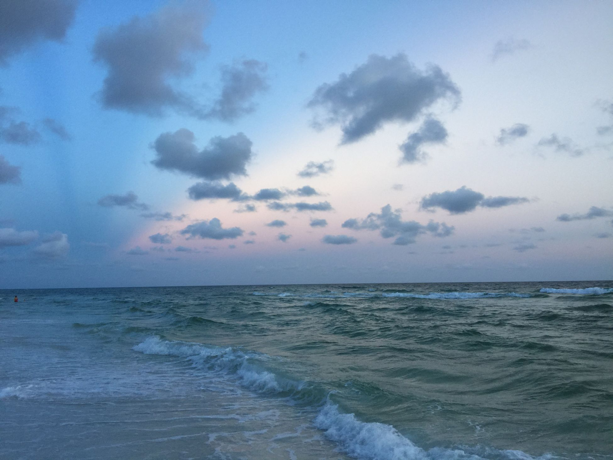 Check This Out Hanging Out Taking Photos Relaxing Clouds And Sky Beachphotography Ocean View Sunrise_sunsets_aroundworld Sandestin Beach <3 Sky And Clouds