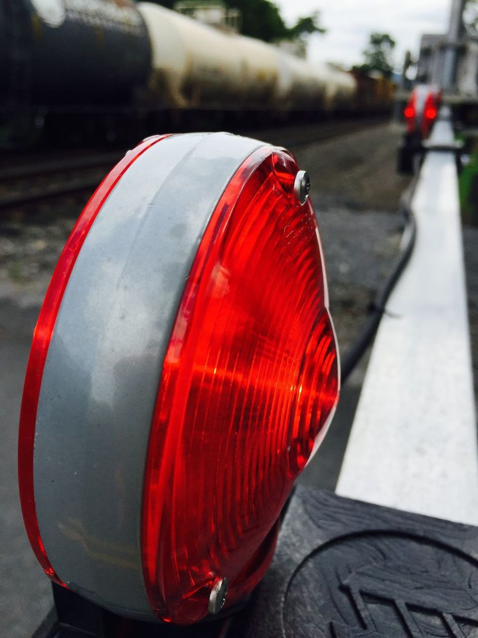 Waiting Game ... Transportation Train - Vehicle Red Light Shot ✌ Red Light Stop on Red light 2 Colour Of Life