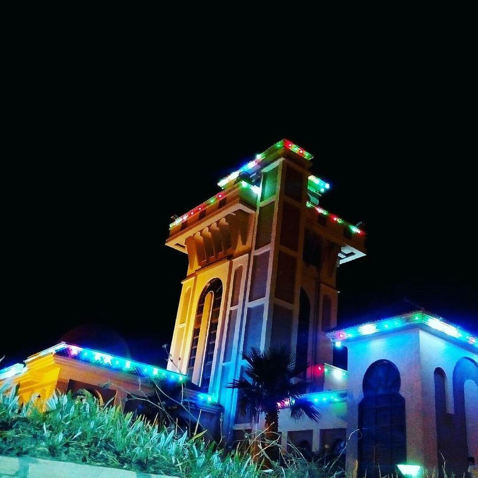 Lalasetti Tlemcen By Night Goodnight World