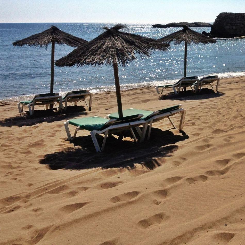 Summertime #summer #beach Morning Beach