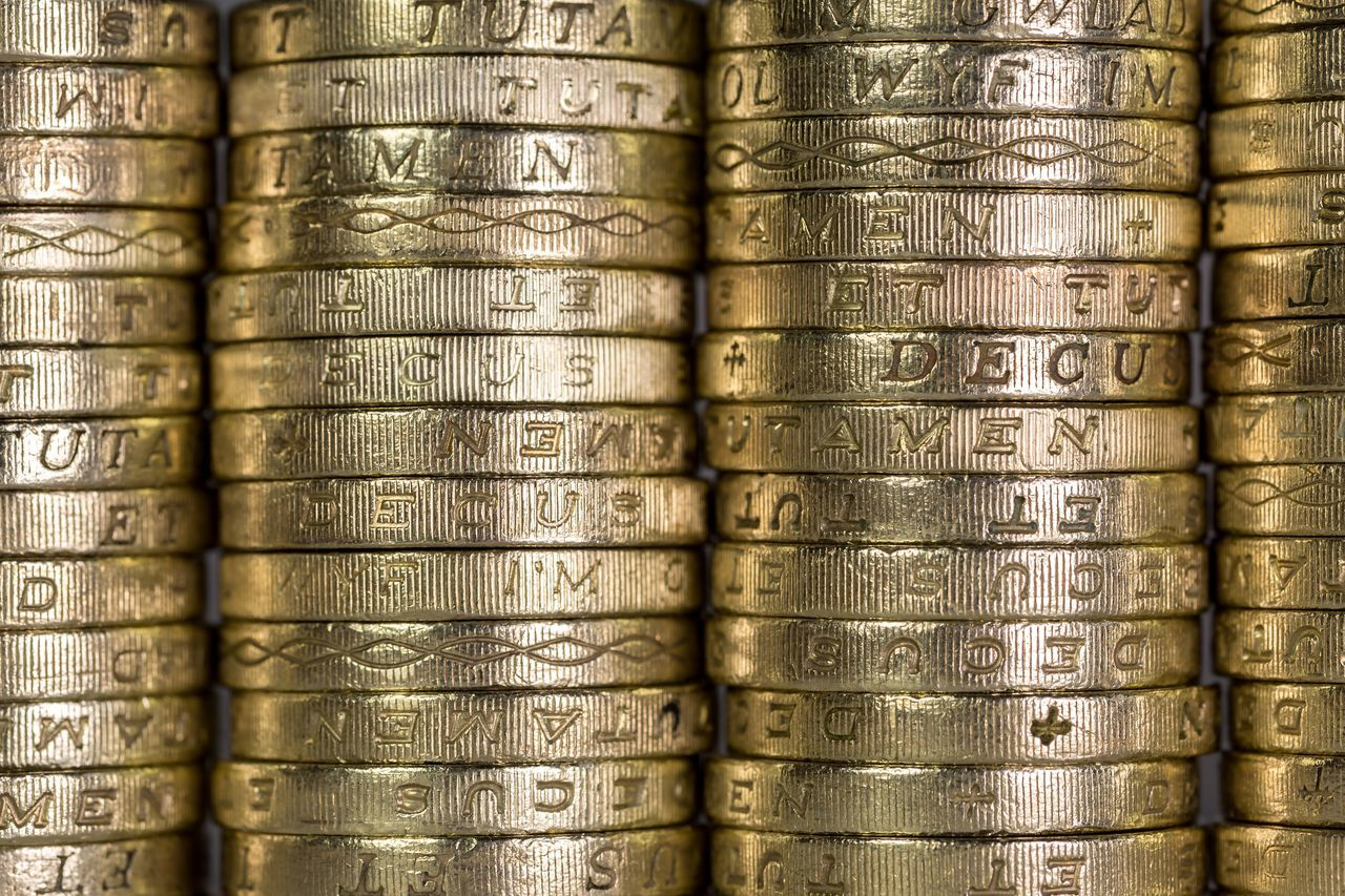 Beautiful stock photos of money, Backgrounds, British Culture, British Currency, Close-Up