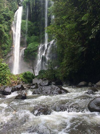 Another's hidden waterfall