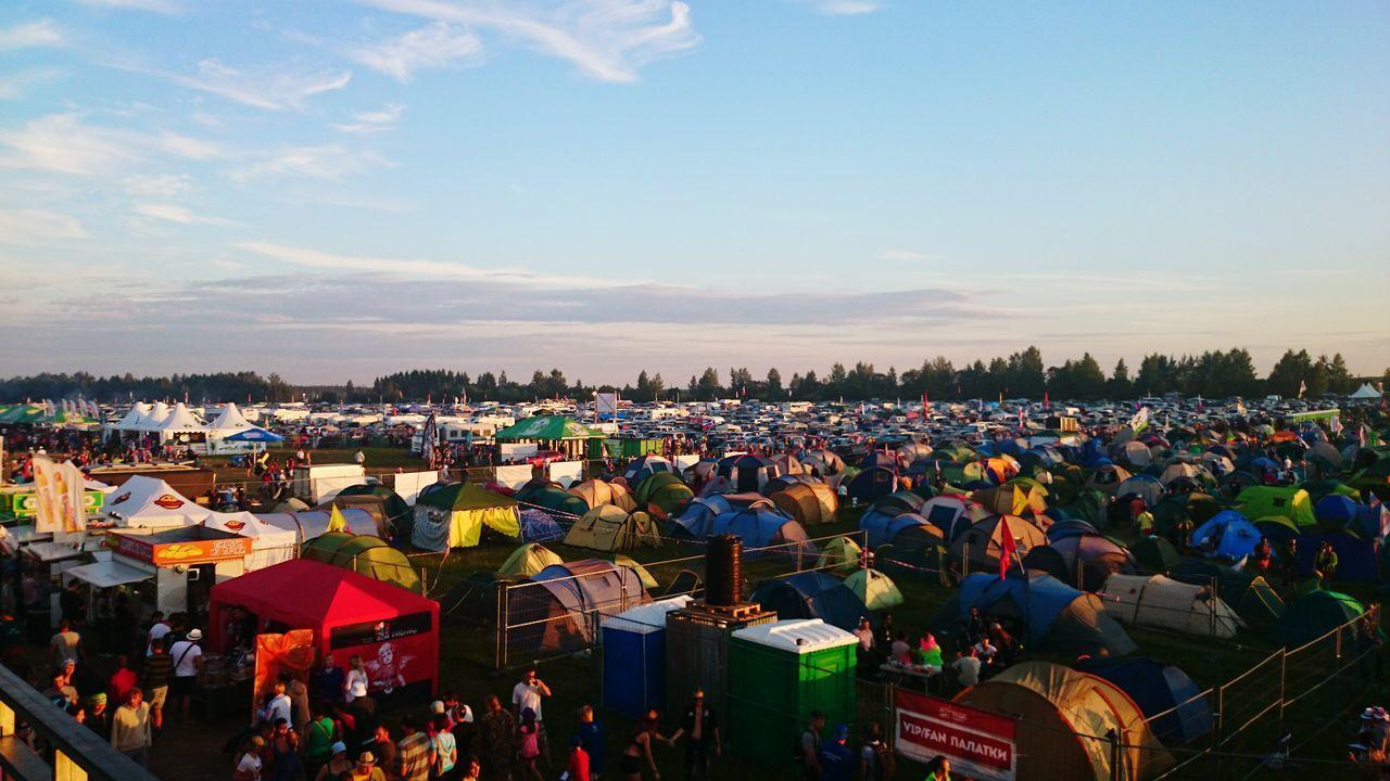 Beautiful stock photos of music festival, Abundance, Celebration, Cloud - Sky, Crowd