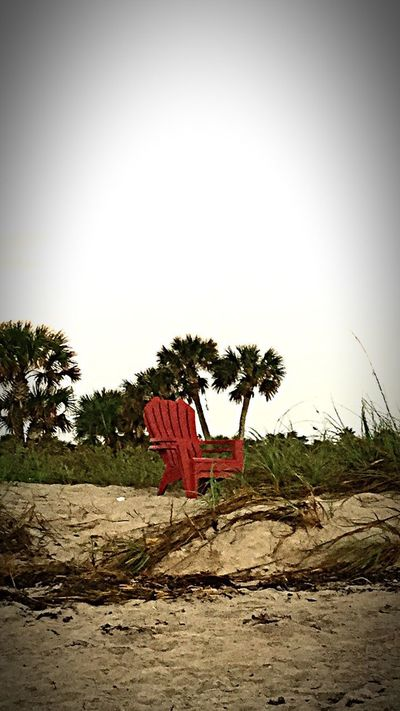 Waiting Beach Sand Outdoors Verobeach Tranquility Alone Lonely Have A Seat Relax Peaceful Salty Air