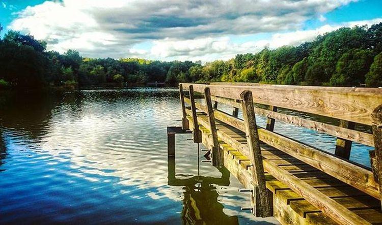 Shipleypark Derbyshire Derbyshiretimes Nature Reflectionshot Naturelovers Ukpotd Ig_britishisles CapturingBritain