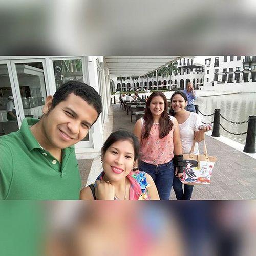 Salidita con ellos😊 PlazaLagos Miamoli Nana Cuñada😎